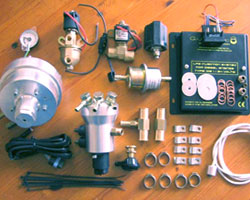 Diesel LPG Conversion Kits